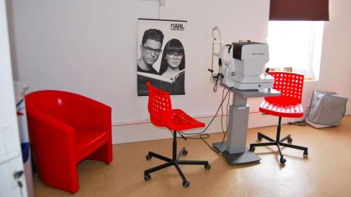 Cabinet oftalmologie
